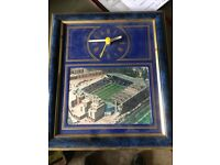 Chelsea FC Featured Clock