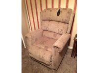 Regent Lift & Tilt Recliner Armchair