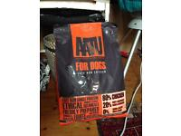 FREE AATU DOG FOOD 5kg