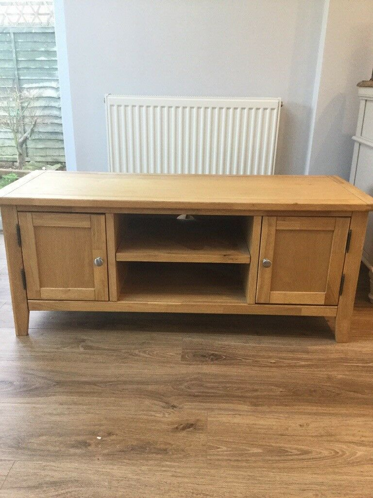 Pine Tv Unit From Homebase In Shoreham By Sea West Sussex Gumtree