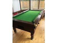 Pool table in northern ireland other sports leisure equipment for sale gumtree - Gumtree table tennis table ...