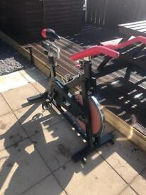 Exercise/ Spin Bike