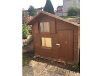 Wendy house project