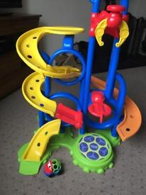 O Ball Go Grippers Bounce/zoom Speedway toy