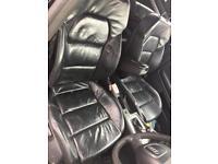 Audi A4 Estate 2005 s line leather seats heated