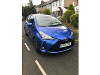 Under 1 year old Toyota Yaris in excellent condition