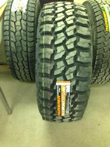 37-12.5-r20  brand new thunderer mud terrain r408 10 ply load e