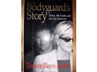 The Bodyguard's Story, Diana, the Crash and the Sole Survivor