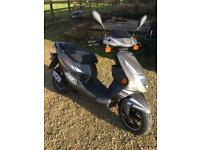 50cc pgo scooter full MOT