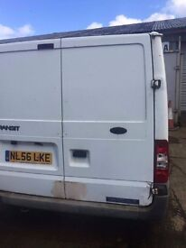 Ford Transit 2,2 not drive
