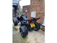 250cc Spy Racier Quad Bike