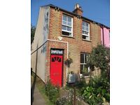 Two bed Victorian house in Cowley Road area of East Oxford for sale. 0758 291 1152. NO AGENTS.