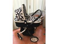 Cosatto Ooba full travel system