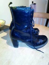 Doc Martens ladies' boots size 8