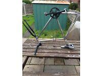 single speed silver bike frame