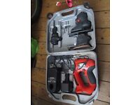 Black&Decker Quattro KC2000F multi-use power tool