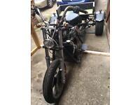 1981 reliant trike