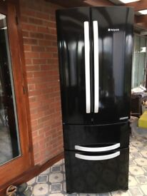 Hotpoint Quadrio 60/40 Fridge/ Freezer