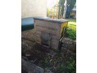 Free Concrete Coal Bunker