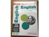 Collins AQA GCSE English Language & Literature Revision guide