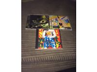 3 cds for sale pendulum, red hit chilli peppers and the feeling