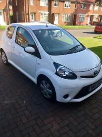 Toyota Aygo Ice for sale comes with 12 Month MOT