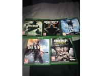 Xbox One Games £10 A Game