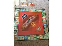 Monopoly Manchester limited Edition