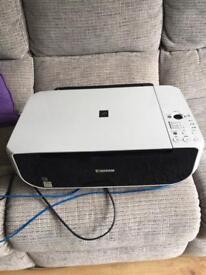 Canon MP 210 scanner/printer