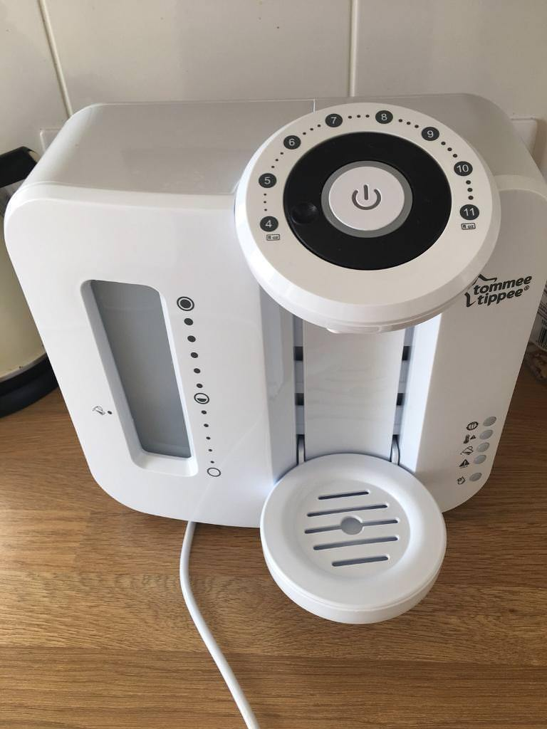 Tommee Tippee Perfect Prep Machine With Box And Instructions In