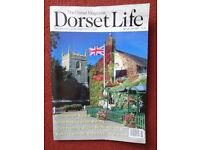 Dorset Life Magazine Issue No 339 June 2007 Gillingham. Lyme Regis & Wareham