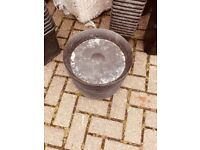 Cheshunt Hydroponics Store - used drip trap saucers perfect for 10-12L plant pots