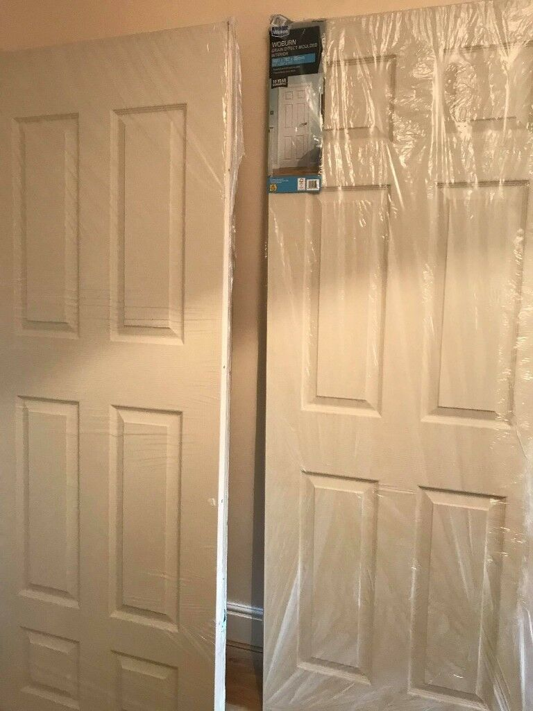2 X Wickes Internal Doors Brand New In Portsmouth Hampshire