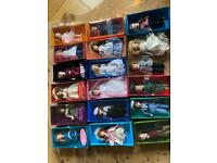 Selection of ceramic dolls accepting offers