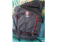 Original MSI gaming laptop bag