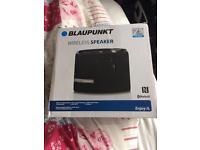 New boxed Bluetooth wireless speaker