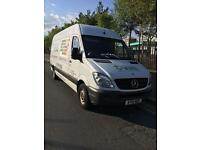 MERCEDES SPRINTER LONG WHEEL BASE 2010 spec
