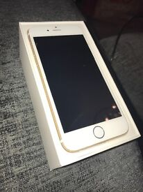Apple IPhone 6s 16gb o2 gold