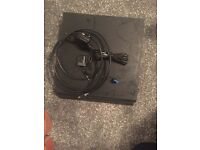 Ps4 500gb excellent working order no controller 2 games