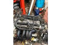 Ford focus engine