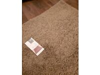 Lovely Premium cosy rug from Next, Mink colour