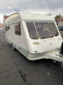 Fleetwood caravan 5 berth