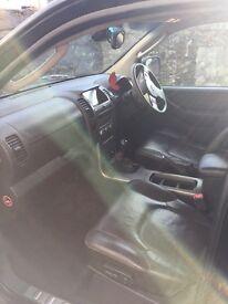 Nissan navara 57 plate