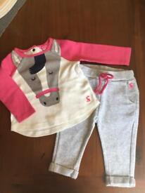 Joules & Jo jo mama clothes