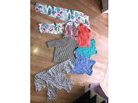 Girls bundle of age 9-10 summer clothing