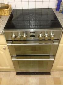Stoves Sterling Mini Range 600Ei Stainless Induction Freestanding Cooker
