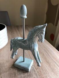 Carousel horse decorative wedding
