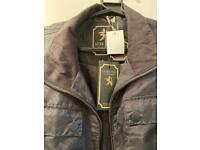 Sterling leathers jacket waterproof.