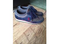 Genuine Ralph Lauren trainers