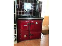 Used Rayburn Solid Fuel Cooker